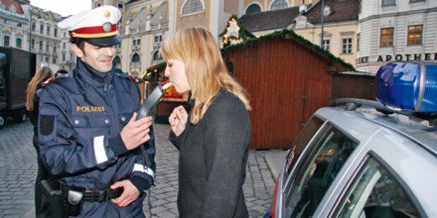 OÖ: 60 Alko-Lenker geschnappt