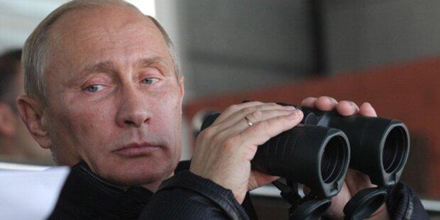 Krim-Krise: Merkel warnt Russland
