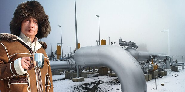 Putin will EU Gas abdrehen