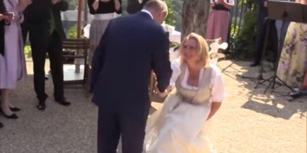 Kneissl-Hochzeit wird jetzt Fall für Parlament