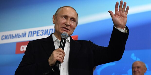 Wirbel um 'Führer'-Sager über Putin