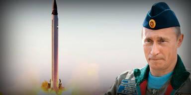 Russland zeigt seine neue Super-Bombe