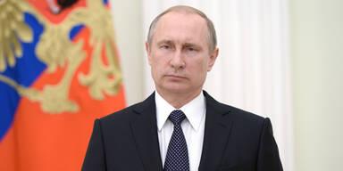 Putin provoziert mit Krim-Besuch