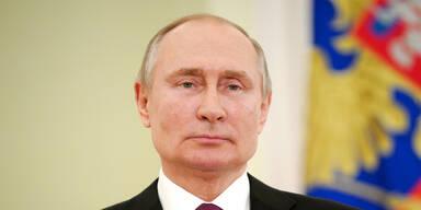 Putin Grenze Ukraine