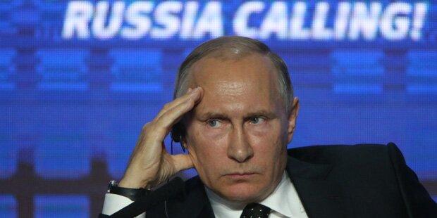 Putin kündigt Reaktion auf amerikanische