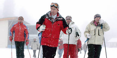 Russen: Kein Geld mehr für Ski-Urlaub