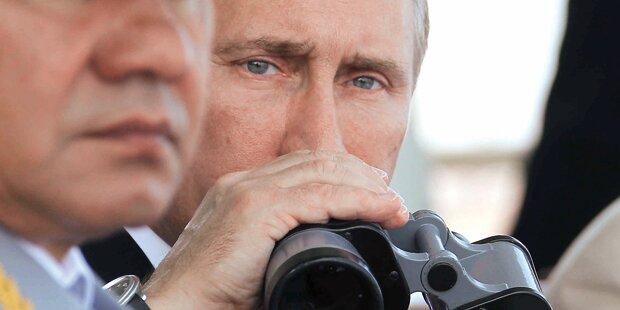 Russen-Spionage: Neue Horchposten