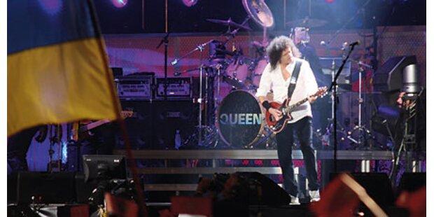 Queen planen Tournee
