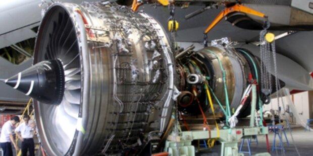 Qantas-Airbus hätte explodieren können