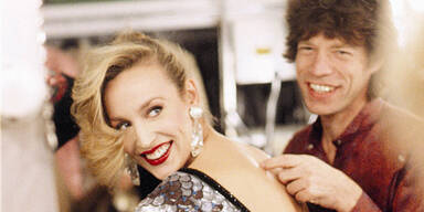 Jerry Hall My life in pictures