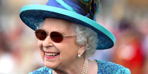 Darum trug Queen zuletzt oft Sonnenbrille