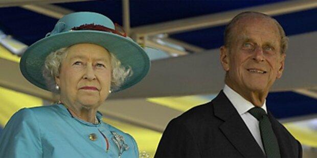 Queen besucht die Golfstaaten