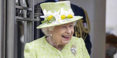 Queen macht Russland-Witz