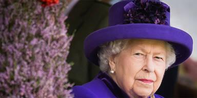 Drama zwei Wochen vor Queen-Geburtstag