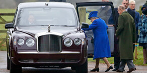 Die Queen fährt ohne Führerschein