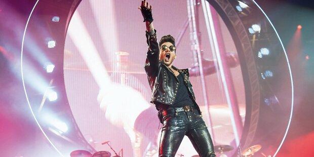 Countdown für Queen in Wien