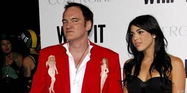 Quentin Tarantino und seine Freundin Daniela Pick