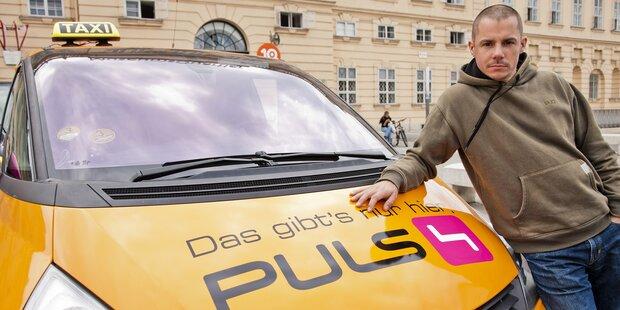 Quiz Taxi kurvt durch Salzburg