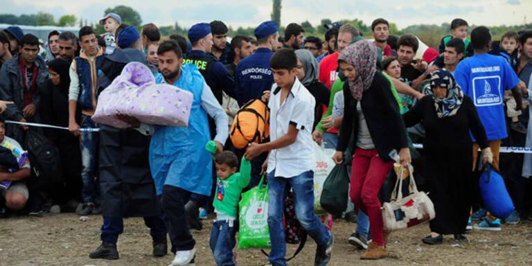 Flüchtlinge: Ungarn bereitet sich auf neue Welle vor