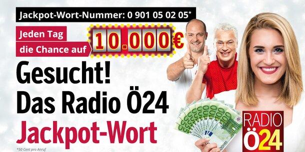 Radio-Ö24-Jackpot geknackt
