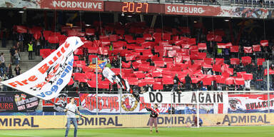 Salzburg Fans