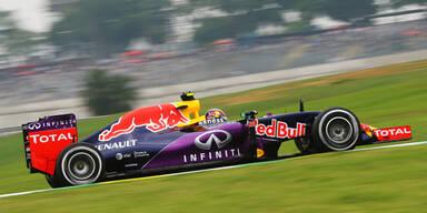 Formel 1: Neuer Sponsor für Red Bull