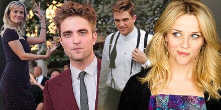 "Reese mag ""heiße"" Co-Stars"