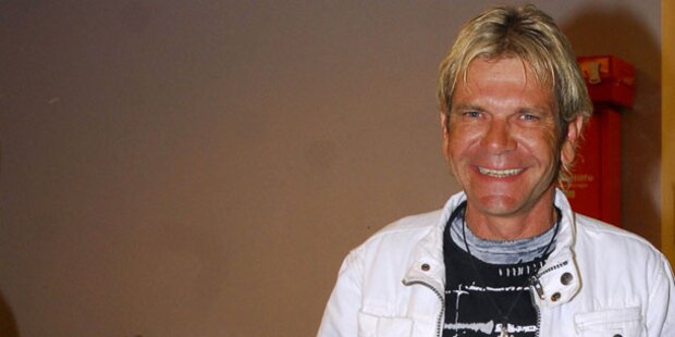 Matthias Reim ist im Spital