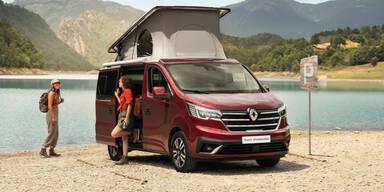 Renault greift mit neuem Camping-Bus an