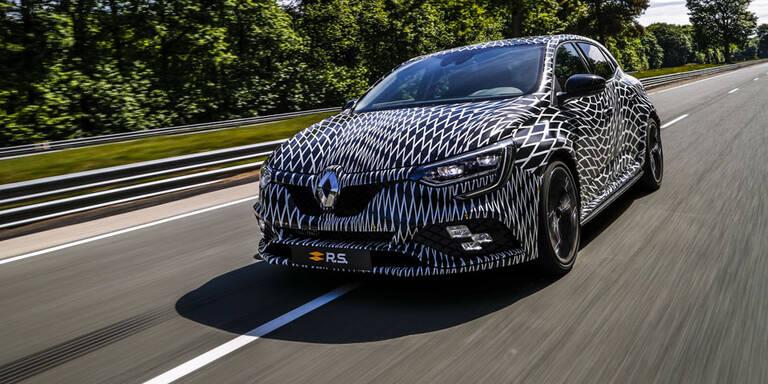 Erste Infos vom neuen Renault Mégane R.S.