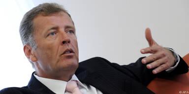 RHI-Vorstandsvorsitzender Thomas Fahnemann