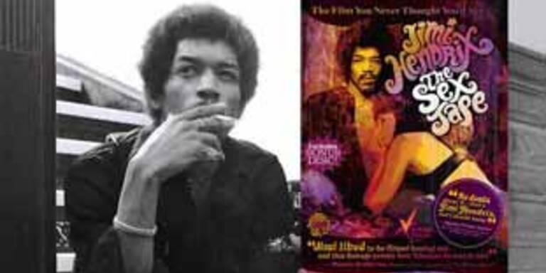 Jimi Hendrix: Sexvideo wird veröffentlicht.