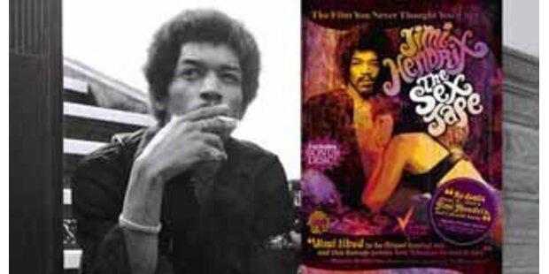Echtheit von Hendrix-Sex-Tape bezweifelt