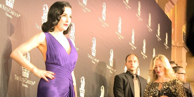 Topstars zu Gast im Wiener Ritz-Carlton