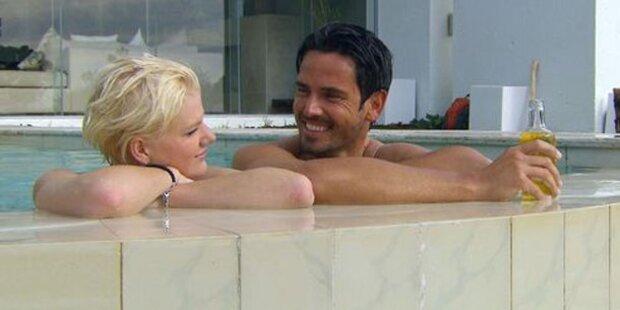 RTL-Bachelor und Melanie tauchen ab