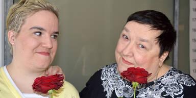 Schwiegertochter gesucht: Beate und Mutter Irene