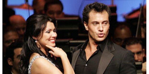 Netrebkos 'Lover': Der Mann hat gute Nerven