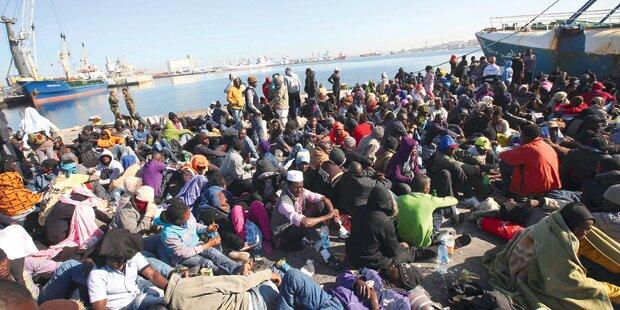 Flüchtlings-Rückführung kommt kaum voran