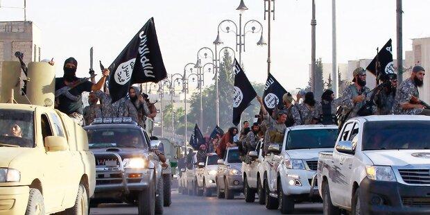 800 Millionen verbrannt: IS zunehmend in Geldnot
