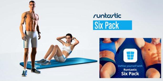 Runtastic bringt neue Six-Pack-App