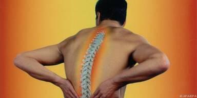 Rückenschmerzen sind ein weit verbreitetes Leiden