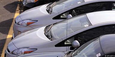 Rückrufaktion von Toyota war schlecht fürs Image