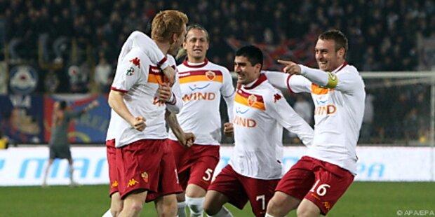 AS Roma könnte Titelkampf wieder spannend machen