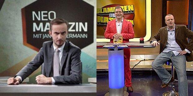 Jan Böhmermann blamiert Stefan Raab