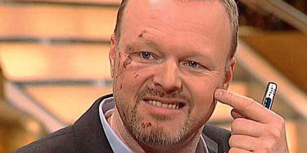 Stefan Raab Show: TV Total gefährlich