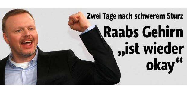 Stefan Raab - Sein Gehirn ist okay