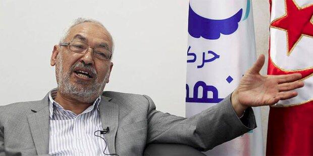 Tunesien: Islamisten vor Wahlsieg