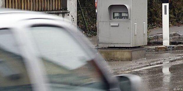 4 neue Radargeräte auf der Westautobahn