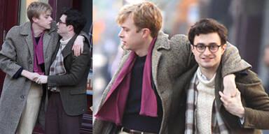 "Daniel  Radcliffe in ""Kill your Darlings"""