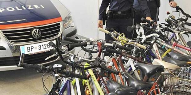 62-Jähriger stahl 250 Fahrräder